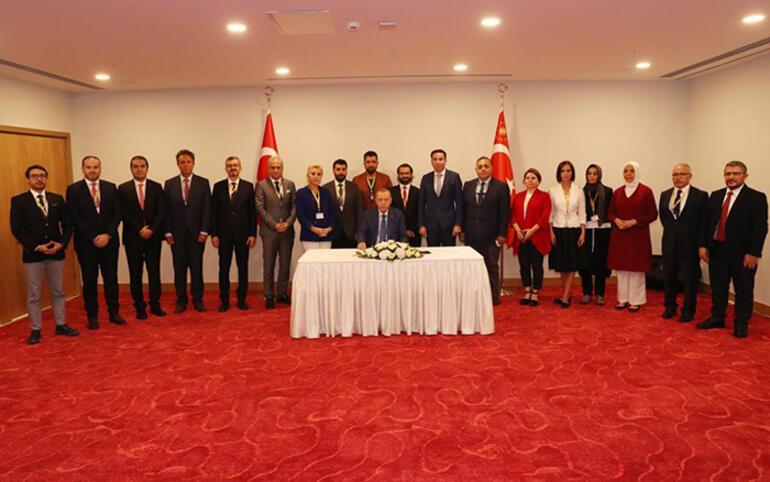 Son dakika... Cumhurbaşkanı Erdoğandan KKTC ziyareti sonunda flaş açıklamalar