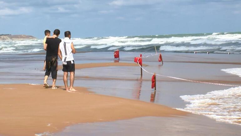 Dikkat Bu ilçelerde denize girmek yasaklandı... 200 TL para aldılar ama denize giremiyoruz