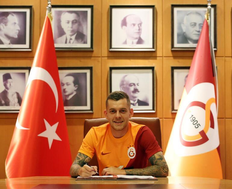 Son Dakika: Galatasaray, Alexandru Cicaldau transferini resmen açıkladı - Transfer haberleri