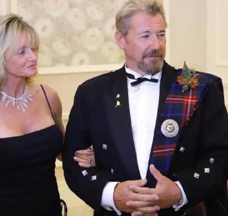 Son dakika... Ünlü İskoçyalı oyuncu Mike Mitchell, Fethiyede hayatını kaybetti