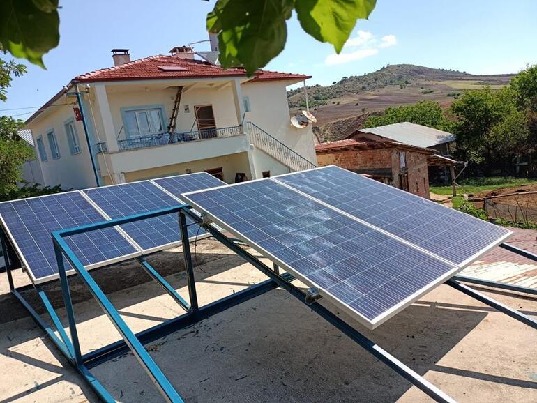 Orman köylerinde güneş enerjisi tasarrufa dönüşecek