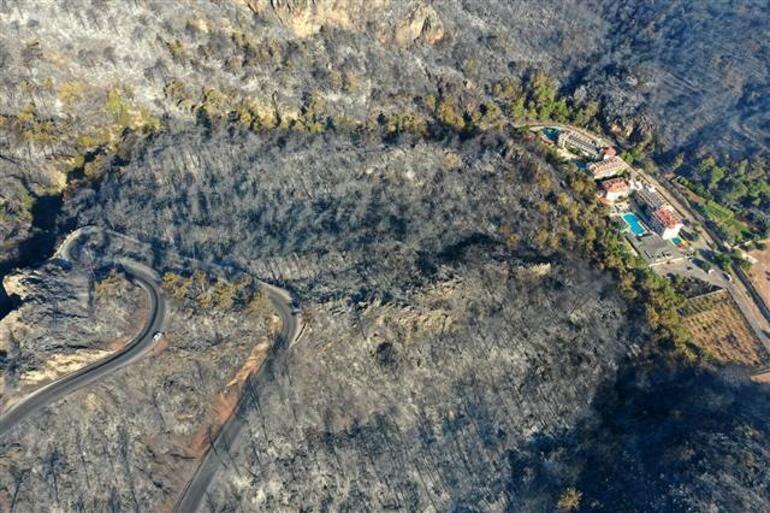 """Son dakika Haberler: Marmariste yangını çıkardığı iddia edilen 2 çocuk konuştu: """"Kitap yakıyorduk. Bir anda alev çoğaldı"""