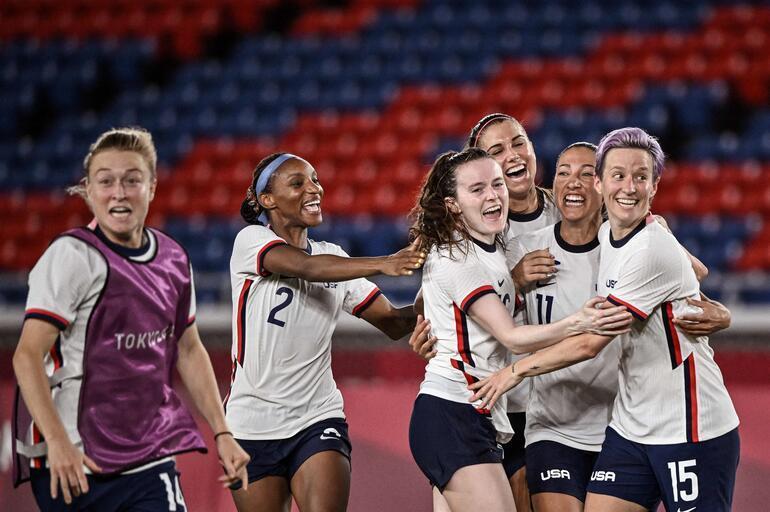 Tokyo 2020 Haberleri: Kadın futbolunda yarı finalistler belli oldu