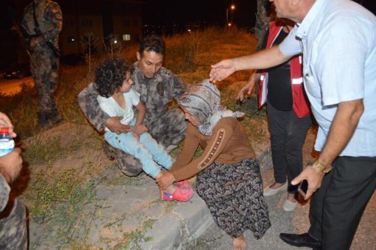 Ankarada kaybolan 5 yaşındaki çocuk bulundu