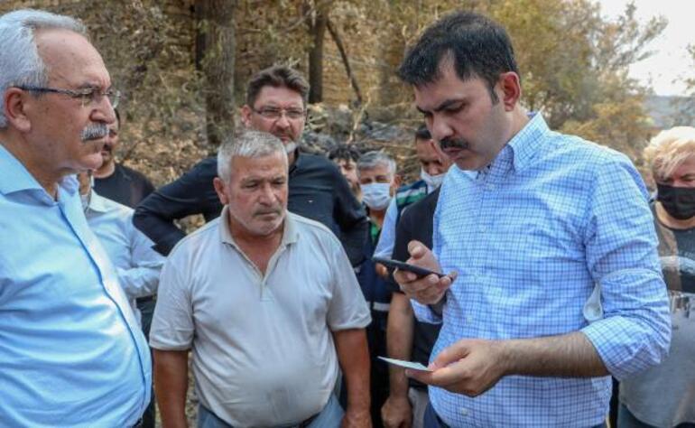 Son dakika... Manavgata bağlı Sırtköyde alevler 20 metreyi buldu, acı haber geldi Yusuf Demirli yardım götürmek isterken hayatını kaybetti