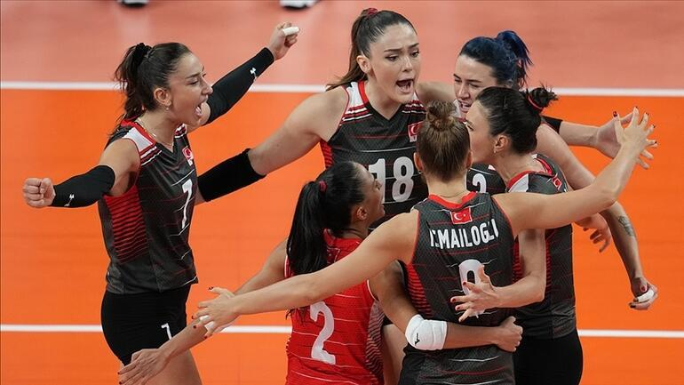 LIVE |  Turkey – South Korea match has started in Tokyo 2020!  Sultans of the Net are after the semi-finals…