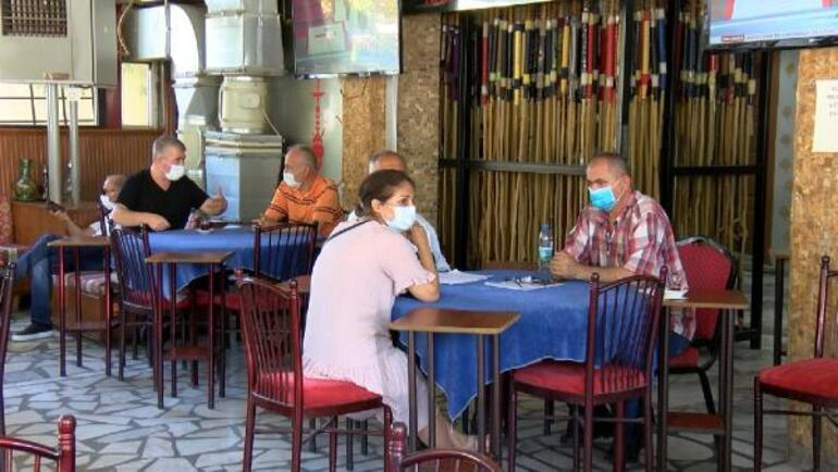 Uygulama Ankarada başladı Aşısızlar alınmıyor...