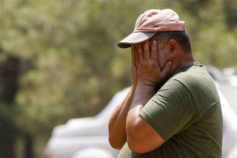 Manavgatta alevlerin ortasında kalan işçilerin telsizde söyledikleri ağlattı: Son dakikaya kadar ayrılmayacağım bölgeden