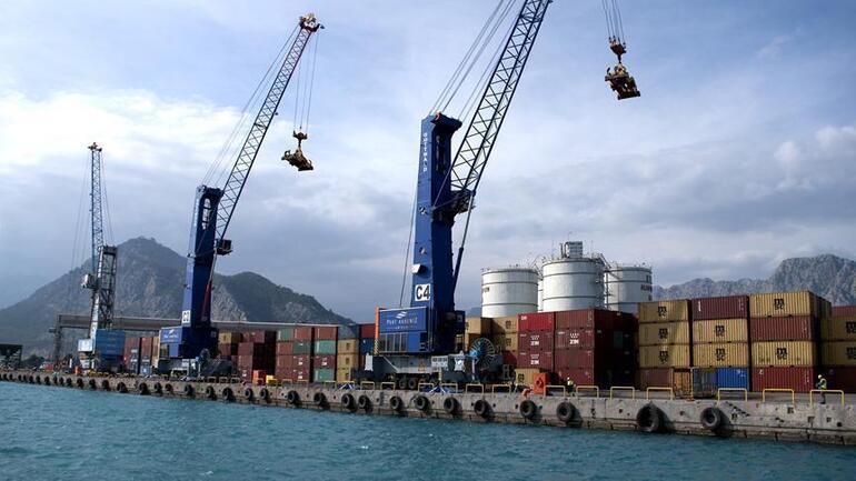Son dakika… Türkiye'nin ihracat tarafı güçleniyor 7 ayda yüzde 35 artış… Hedef 400 milyar dolar