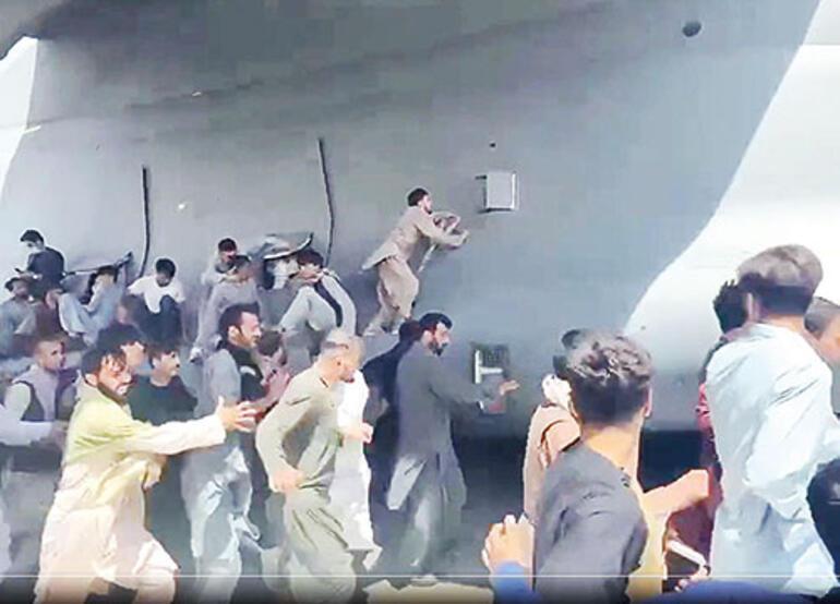 Afganistan'da umutlar piste çakıldı Uzmanlar Hürriyet'e yorumladı