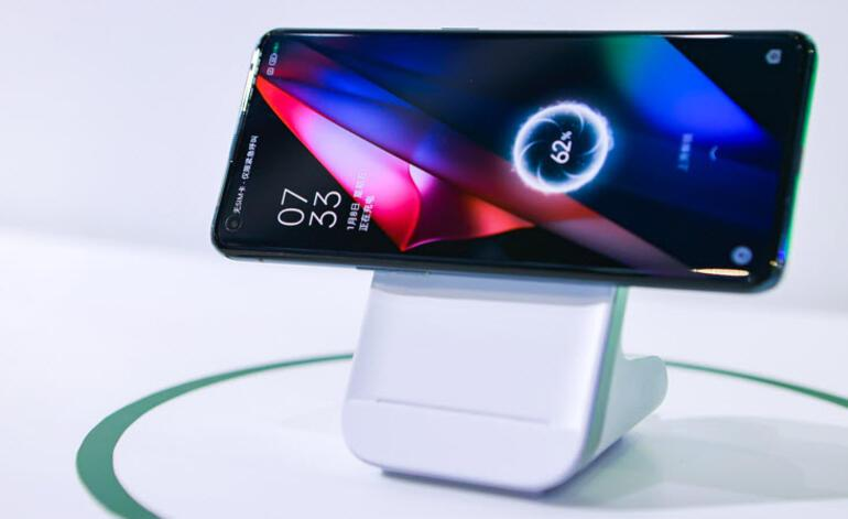 Oppo introduced its new technologies at Smart China Expo 2021