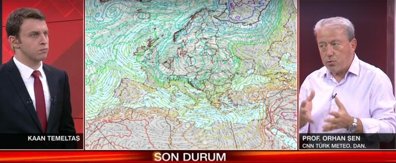 Son dakika: Aşırı sıcak hava alarmı Arap Yarımadasından geliyor... Prof. Dr. Orhan Şen uyardı