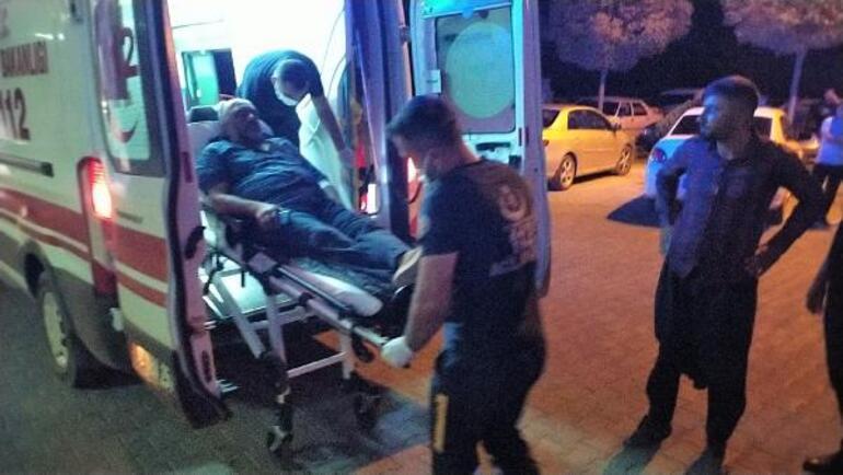 Taşlı- sopalı hayvan otlatma kavgası: 4 yaralı, 2 gözaltı