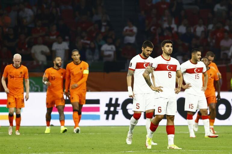 Son Dakika: Amsterdamda şaka gibi detay Meğer Hollanda maçında...