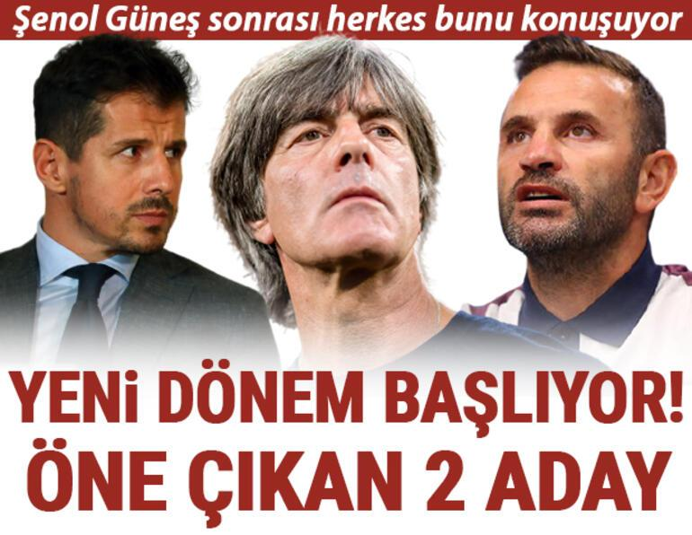 Last minute: Şenol Güneş's season in the National Team is officially over!  New coach statement from Nihat Özdemir…
