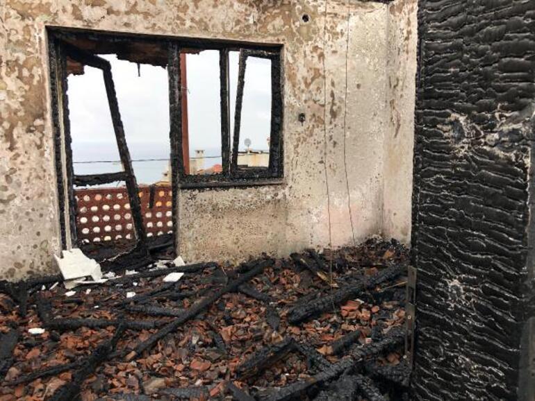 Zonguldakta korkunç olay Ateşe verdi, gerçek böyle ortaya çıktı
