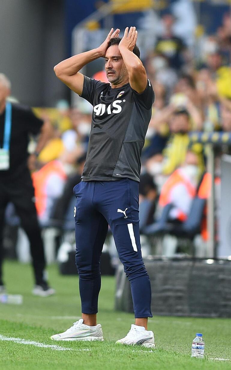 Son Dakika: Fenerbahçe sezonun en kritik virajlarından birine giriyor Vitor Pereira düşünceli...