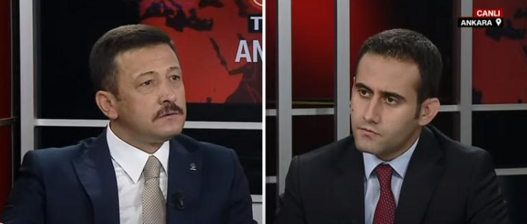 Son dakika... Seçim Kanunu ve AK Parti'nin oy oranı... AK Partili Hamza Dağ CNN TÜRKte açıkladı