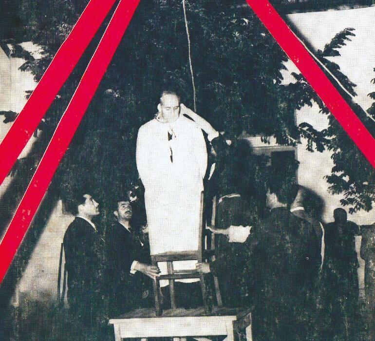 60 yıl önce bugün... Fatin Rüştü idam sehpasında sandalyeyi kendisi itti
