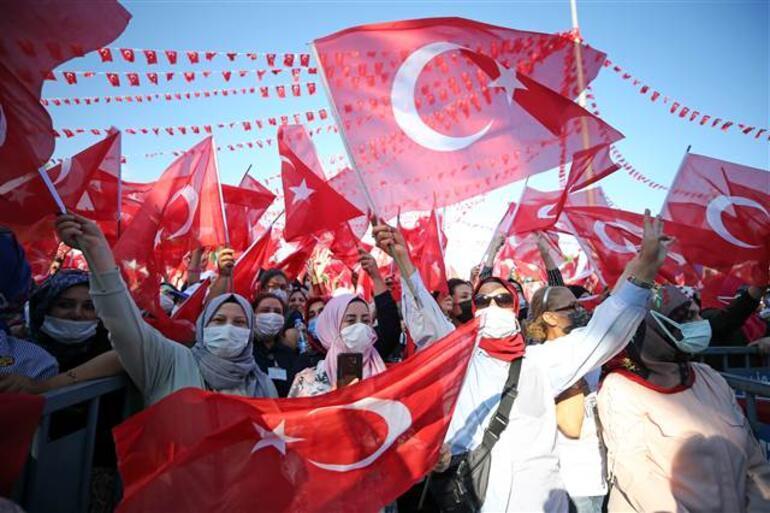 Son dakika... Erdoğan Mersinde açıkladı Amacımız ikinci ve üçüncü santraller