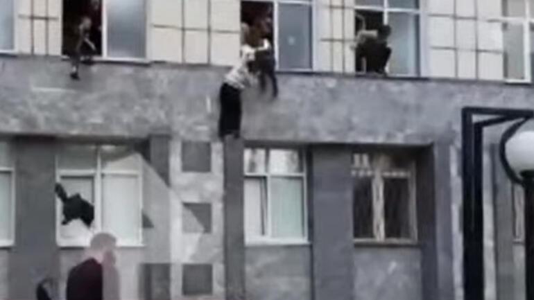 Rusyada üniversiteye ateş açıldı Ölü ve yaralılar var...