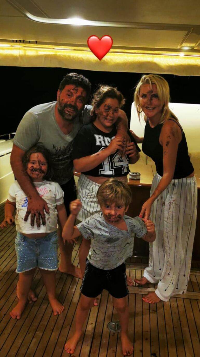 Ece Erken ve eşi Şafak Mahmutyazıcıoğlu arasında neler oluyor Dikkat çeken paylaşım