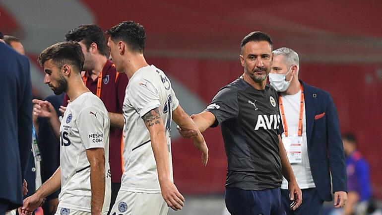 Son Dakika: Giresunspor maçı sonrası o görüntü Mesut Özil ve Vitor Pereira...
