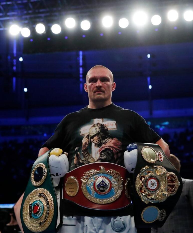 Son Dakika: Anthony Joshua yenildi ve boks dünyasında dengeler değişti Tarihin en pahalı maçı olacaktı...