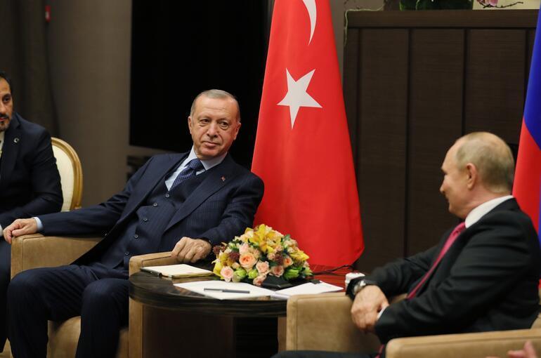 Son dakika... Soçide kritik görüşme sona erdi Cumhurbaşkanı Erdoğan ve Putinden art arda açıklamalar