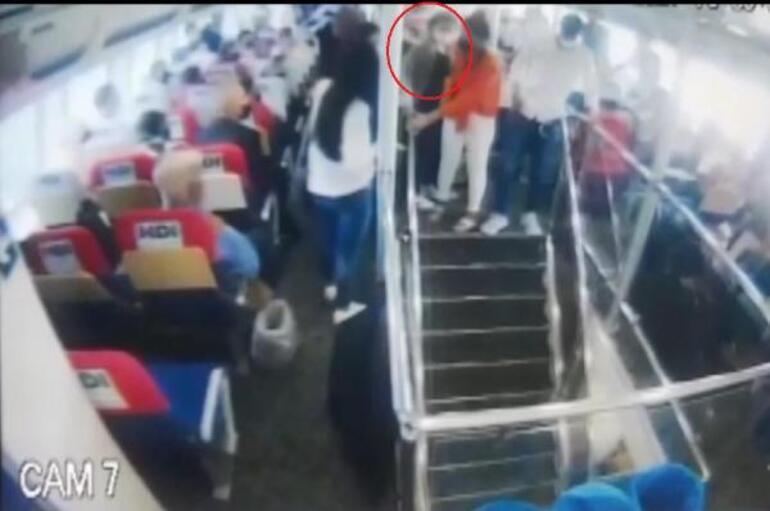 Deniz otobüsünde cinsel saldırı olayında yeni gelişme