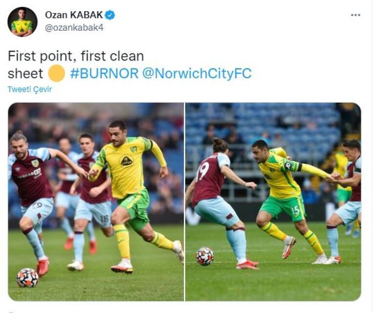 Ozan Kabaktan Premier Ligde güne damga vuran slalom Faul yapmak zorunda kaldılar...