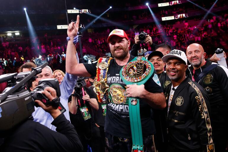 Last moment: Tyson Fury retains the heavyweight belt by eliminating Deontay Wilder