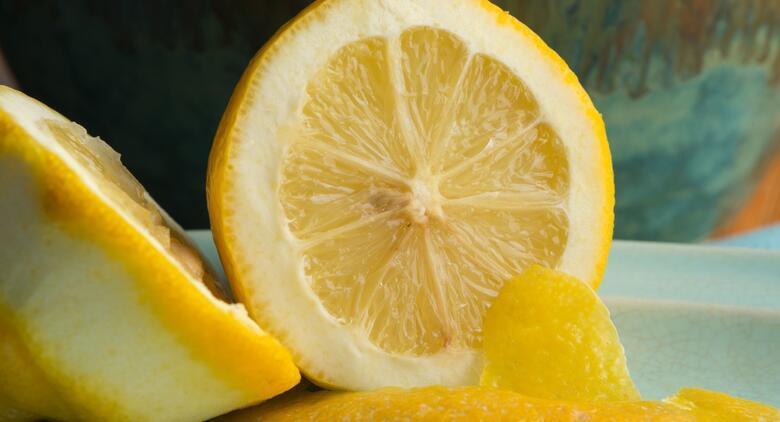 Çok şaşıracaksınız! Limonun kabuğu kalın olursa...