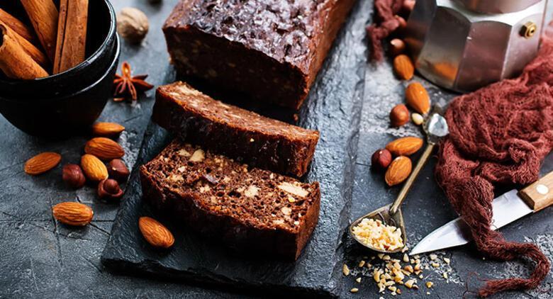 Tam kıvamında tam tadında! Bu kakaolu kek başka...