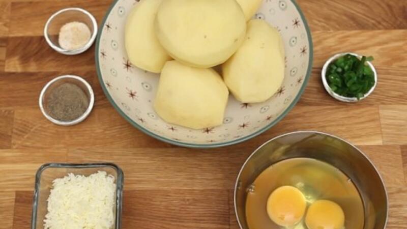 Fırında Rende Patates Nasıl Yapılır? | Lezizz