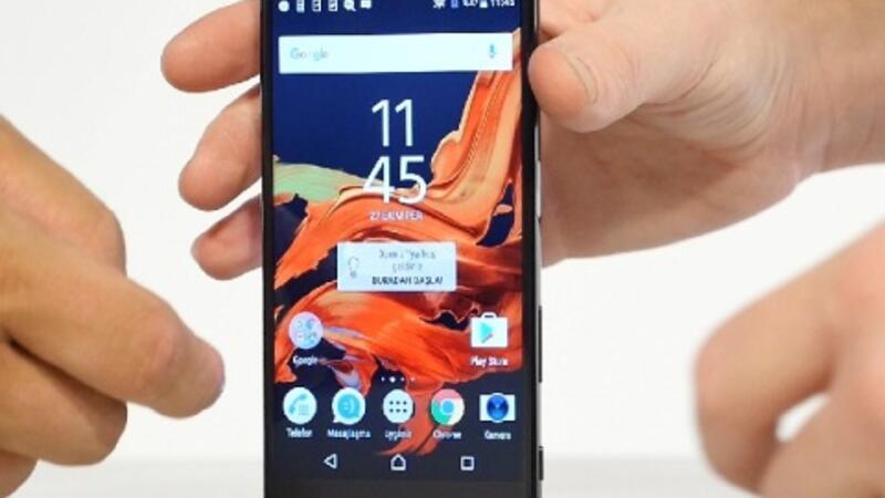 Sony'nin yeni amiral telefonu XPERIA XZ