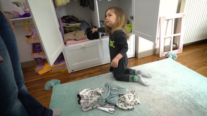 Melina'nın kıyafet seçimi!