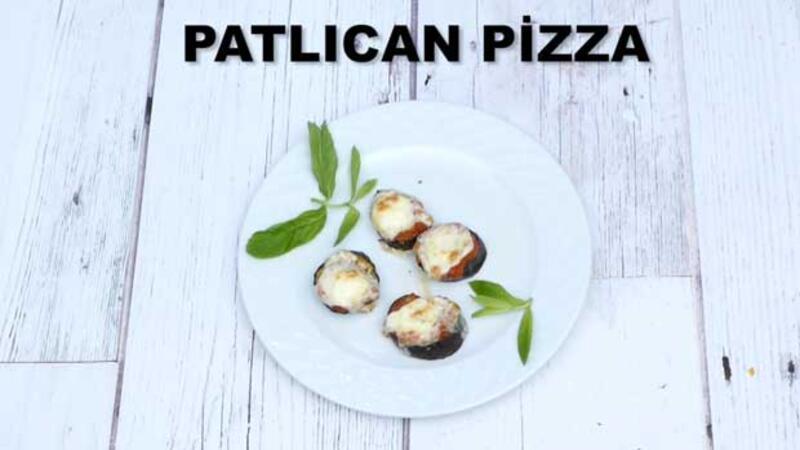 Patlıcan Pizza - Lezizz
