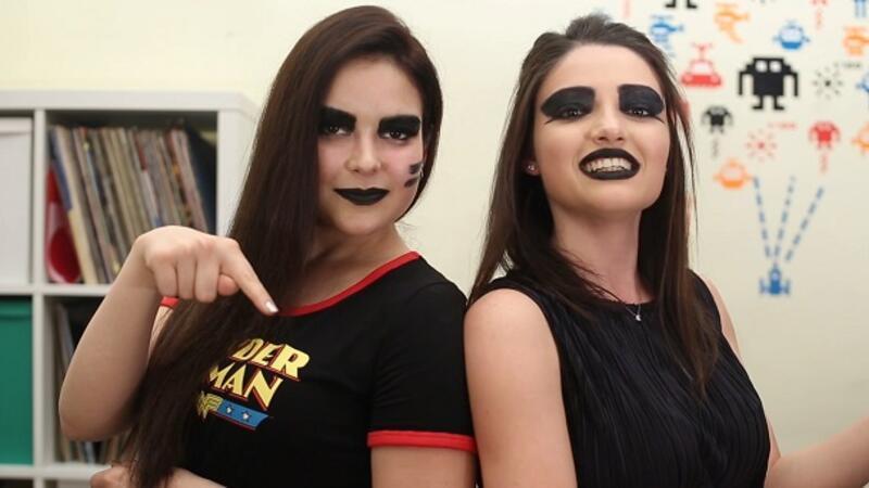 Savaşçı Kadın Makyajı | Makyaj Sırları