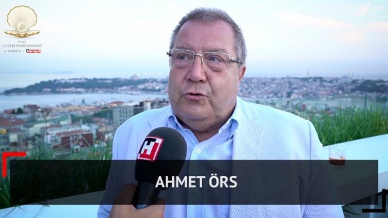 İncili Gastronomi Rehberi : Ahmet Örs