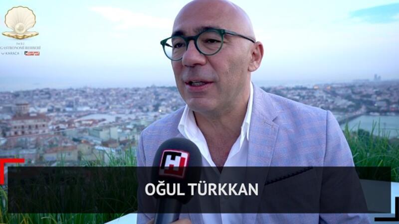 İncili Gastronomi Rehberi : Oğul Türkkan