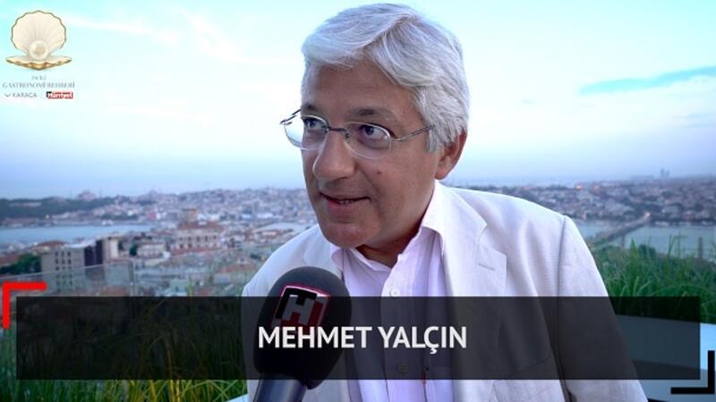 İncili Gastronomi Rehberi : Mehmet Yalçın