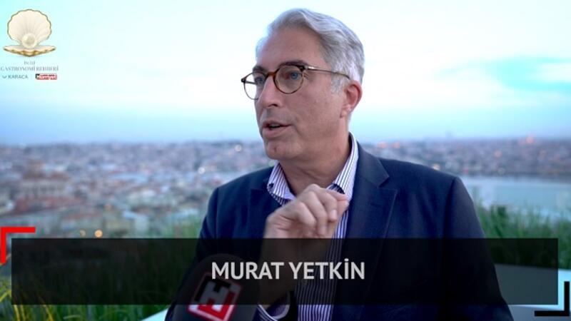İncili Gastronomi Rehberi : Murat Yetkin