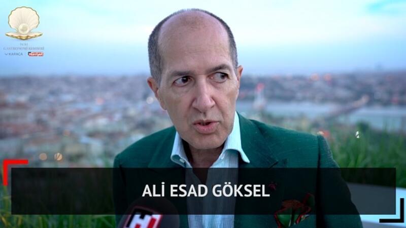 İncili Gastronomi Rehberi : Ali Esad Göksel