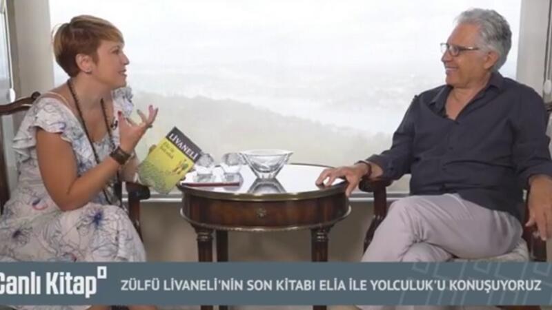 Zülfü Livaneli'nin son kitabı Elia ile Yolculuk'u konuşuyoruz. | Canlı Kitap