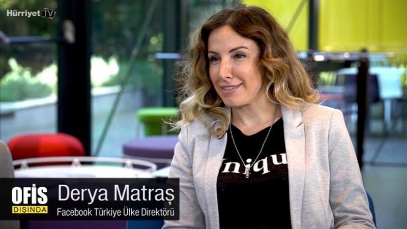 """Facebook Ülke Direktörü Derya Matraş """"Türkiye'de şirketler dijitale hızla adapte oluyor"""""""