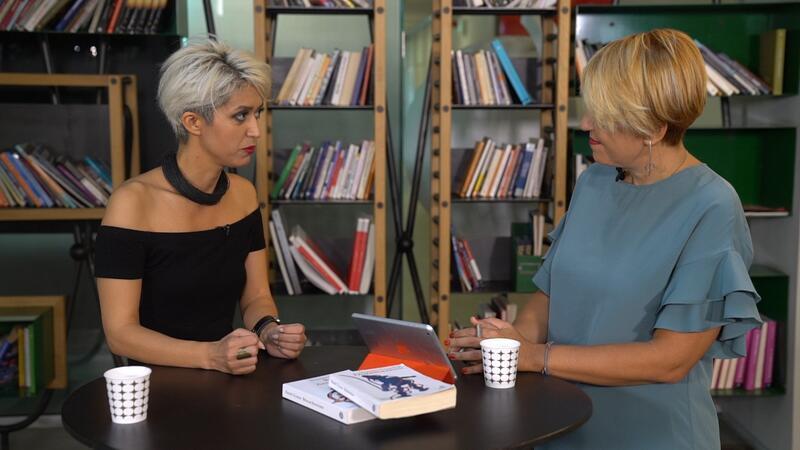 Nermin Yıldırım son romanı 'Dokunmadan' ı anlatıyor | Canlı Kitap