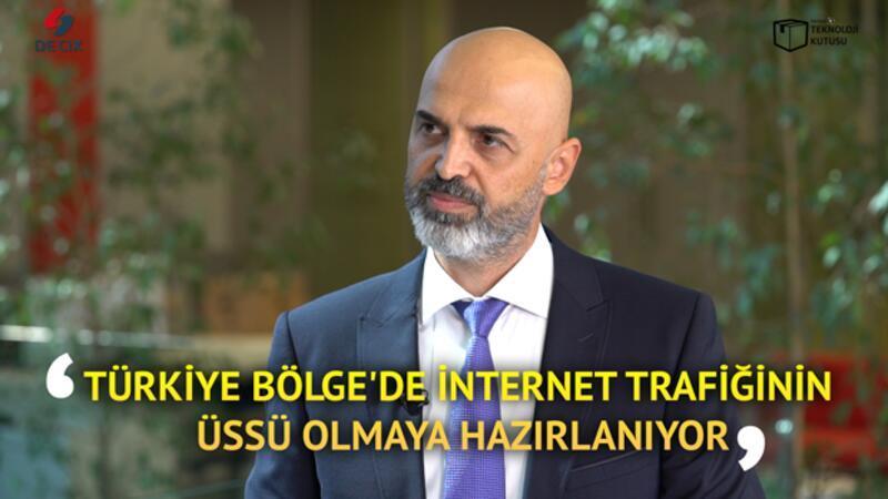 Türkiye Bölge'de internet trafiğinin üssü olmaya hazırlanıyor
