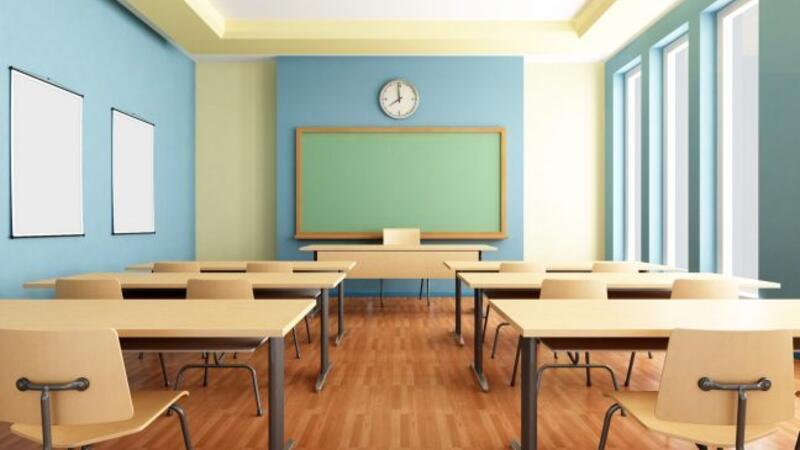 Okullarda renk etkisi - Çocuklarla Bir Ömür