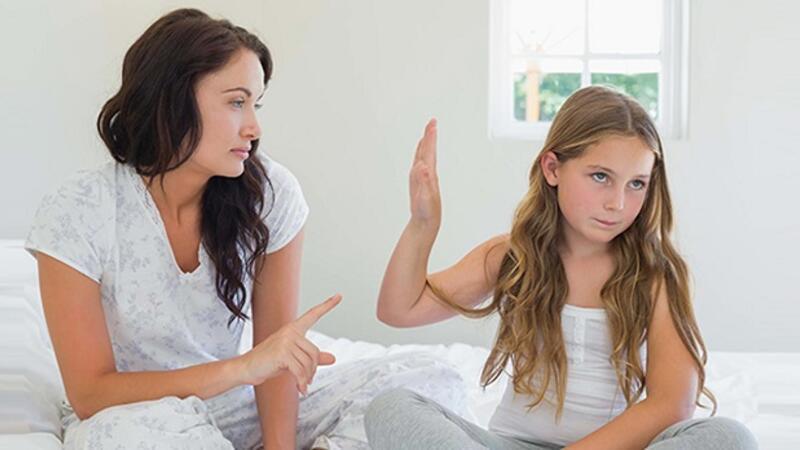 Çocuğunuza 'yapma, etme' demeyin!